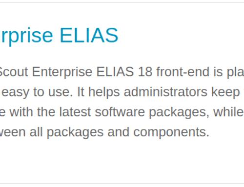 Bør jeg kende ELIAS, og hvem er han?